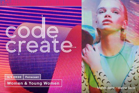 Women's Forecast S/S 20: Code Create