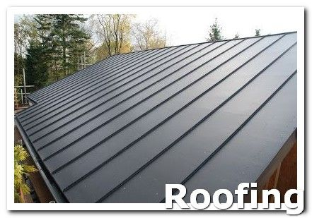 Roofing Materials Get Free Quotes Roofing Prices Can Vary From Roofer To Roofer And You Want To Find Out What Th Toit Zinc Extention Maison Joint Debout
