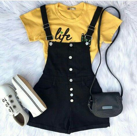 Really Cute Outfits, Cute Comfy Outfits, Girly Outfits, Retro Outfits, Stylish Outfits, Cool Outfits, Summer Outfits, Stylish Dresses, Girls Fashion Clothes