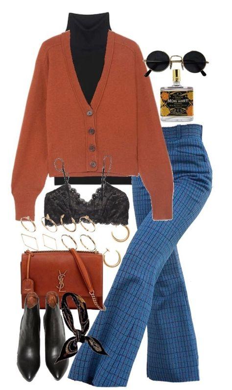 70s Inspired Fashion, 70s Fashion, Autumn Fashion, Fashion Outfits, Fashion Ideas, Inspired Outfits, Fashion Black, Vintage Fashion, Fashion Quotes