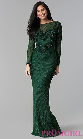 Green Prom Dresses, Special Occasion