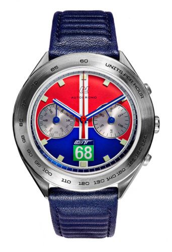 Ford Gt Endurance Chronograph Ford Gt Le Mans Ford Motorsport