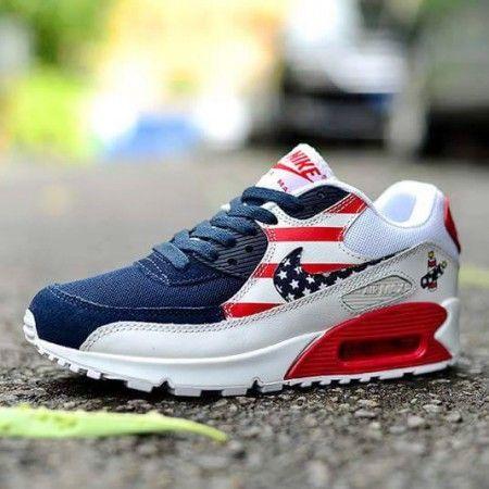 Chaussures Nike Air Max 90 Essential USA Vente France | Air