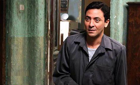 فتحي عبدالوهاب في فيلم عصافير النيل 2010 قصة الأديب