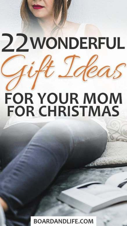 Christmas Ideas For Mom 2019.Gifts Ideas For Mom Christmas Families 68 Ideas For 2019