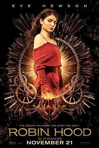 Eve Hewson In Robin Hood 2018 Robin Hood Robin Adventure Movie
