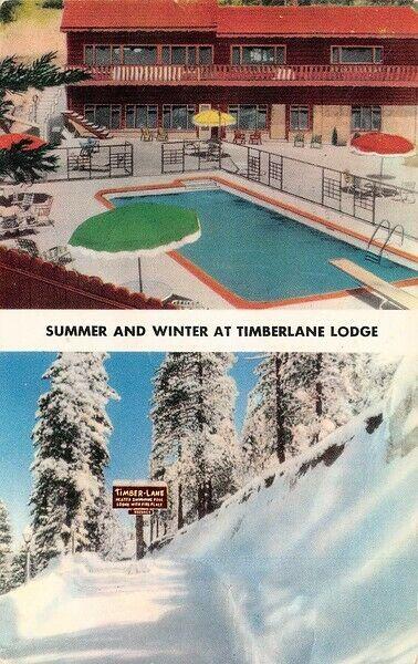 Lake Arrowhead Hotels For Christmas 2020 Summer and Winter at Timberlane Lodge At Lake Arrowhead Ca