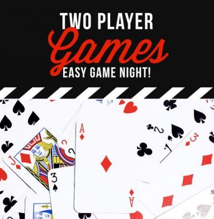 31 Trendy Card Games For Two People For Kids Games Fun Card