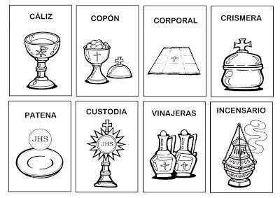 17 Ideas De Elementos De La Misa Temas De Catequesis Educación Religiosa Católica Educación Religiosa