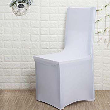 Eulife 4 Pcs 10 Chaise Housses De Protection Moderne Stretch Amovible Lavable Housses De Chaise De Salle A Man Chaise De Salle A Manger Housse De Chaise Chaise