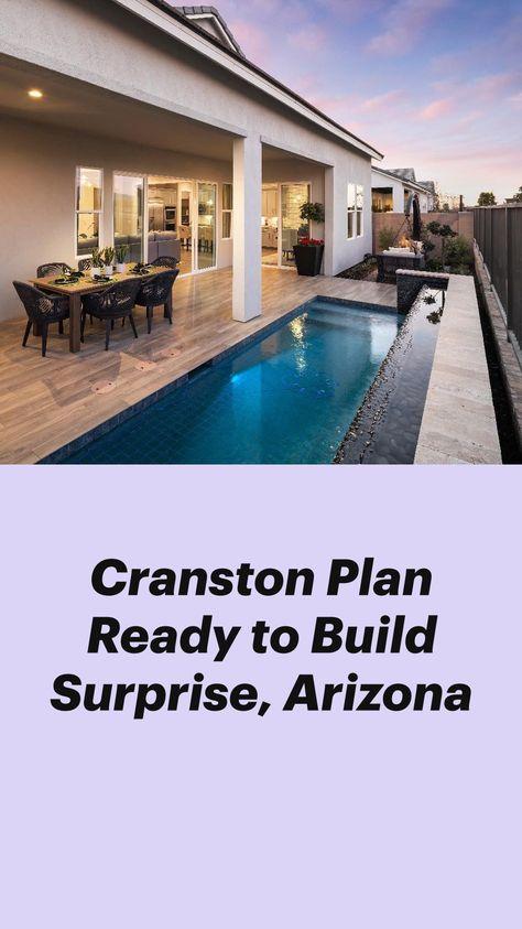 Cranston Plan Ready to Build Surprise, Arizona