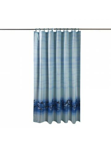 Dolphin Thick Waterproof And Mildew Thick Polyester Cloth Shower