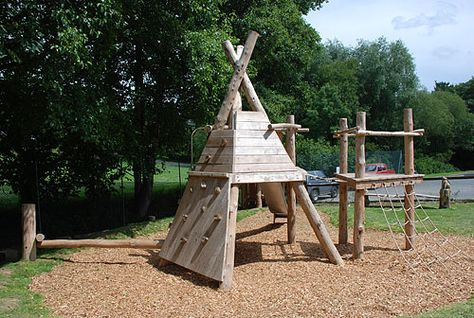 cute play structure