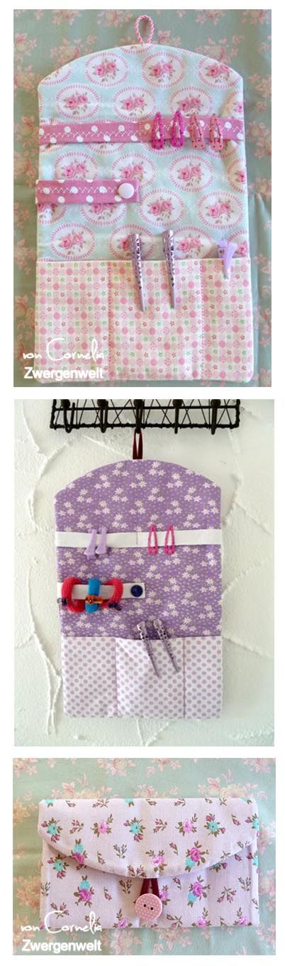 storage for a little girl's treasure :)