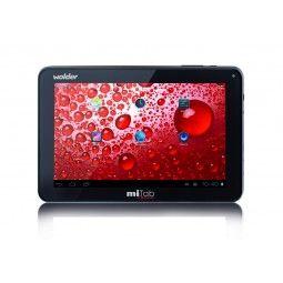 Wolder miTab SPACE · Tablet 9 pulgadas