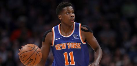 NBA Rumors: Frank Ntilikina Facing An Uncertain Future With New York Knicks