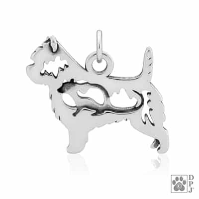 Cairn Terrier Jewelry Cairn Terrier Charm Cairn Terrier Pendant