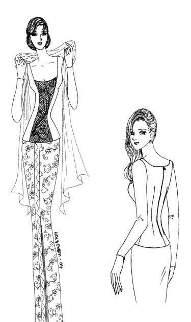 Cara Membuat Desain Baju