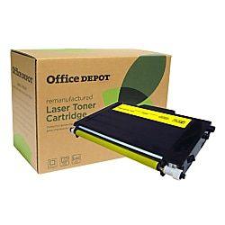 Office Depot Brand Odsa510y Samsung Clp 510d2y Remanufactured