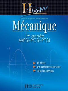 Auteurs Jean Marie Brebec Thierry Desmarais Marc Menetrier Bruno Noel Claude O En 2021 Mecanique Exercice Annee