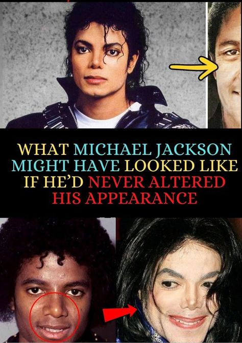 What Michael Jackson Might Have Looked Like if He'd Never Altered His Appearance#OMG #WTF #Humor #Gags #Epic #Lol #Memes #Weird #Hot #Bikni #Fails #Fun #Funny #Facts #Hot Girls #Entertainment #Trending #Interesting