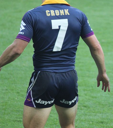Footy Players — Cooper Cronk
