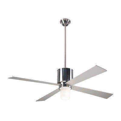 Modern Fan Company 50 Lapa 4 Blade Ceiling Fan Light Kit