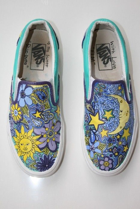 29 Slip On Shoes To Not Miss Today #vans  #shoes  #bucketfeet  #sneakers