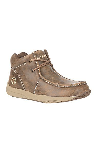 57d4f5b585c Roper Men's Clearcut Casual Shoe in 2019 | Casual Boots and Shoes ...