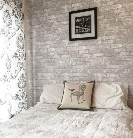 Bedroom Wallpaper Ideas Faux Brick 50 Best Ideas Brick Wallpaper Bedroom Best Bedroom Colors Feature Wall Bedroom