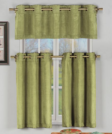 One Sage Green Elegant Voile Curtain Panel 60 34 X 90 34