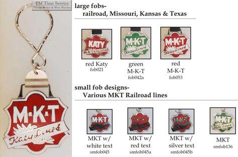 MKT Railroad Train Matchbook Missouri Kansas Texas Lines 1947 MINT Large Diesel