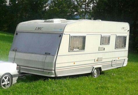 LMC Dominant 545 TK von 2001 bis 2014   caravans   Caravans