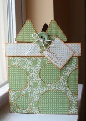 """Birthday Gift"" Card"