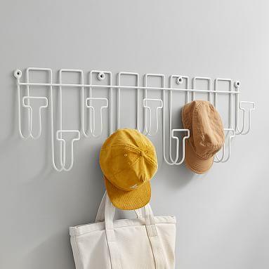 Wire Hat Rack Diy Hat Rack Hat Rack Wall Hats
