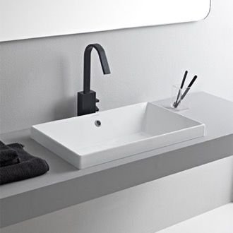 Page 2 Of 2 Small Bathroom Sinks Sink Mounting Drop In Sink