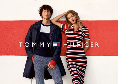 tommy hilfiger and family