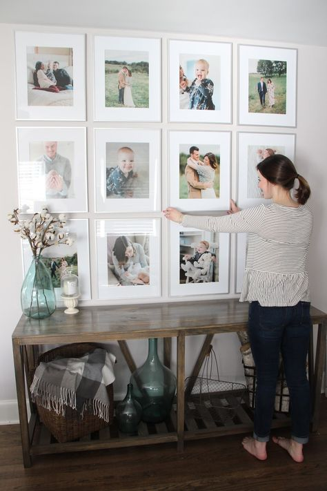 Building A Gallery Wall