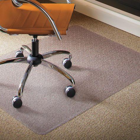 36 X 48 Natural Origins Clear Chair Mat