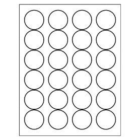Avery 2 Round Label Template Free Avery Template For Microsoft Word Round Label 5293 In 2020 Avery Round Labels Round Labels Label Templates
