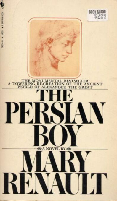 Persian Boy Mary Renault Book Worth Reading Novels Books