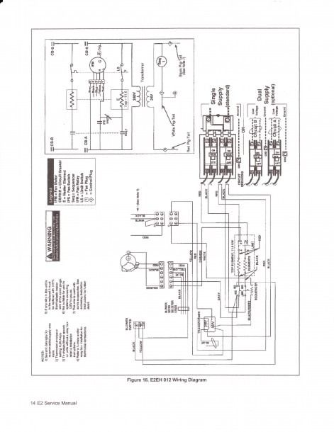 electric furnace fan relay wiring diagram  electric furnace