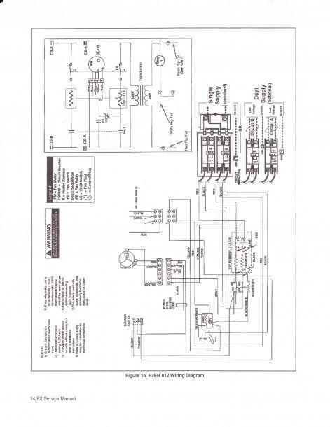 Goodman Ac Contactor Wiring Diagram