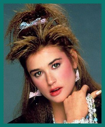 Hairstyles 80s 80s Hairstyles That You Can Al 2020 Sac