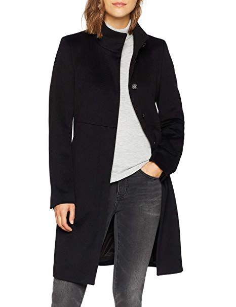 990 Damen Strenesse Coat NewSchwarzblack Colette Mantel nwX80kPO