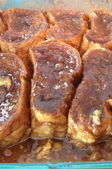 Cajun Delicacies Is A Lot More Than Just Yet Another Food Baked French Toast Absolutely The Best Baked French Toast Out There Breakfast Desayunos, Breakfast Items, Breakfast Dishes, Breakfast Sandwiches, Breakfast Casserole, Yummy Breakfast Ideas, Recipes Breakfast French Toast, Mexican Breakfast, French Toast Bake