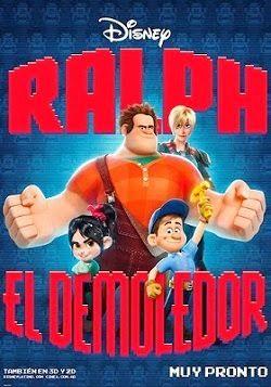 Ralph El Demoledor Online Latino 2012 Peliculas Audio Latino Online Wreck It Ralph Wreck It Ralph Movie Film Logo