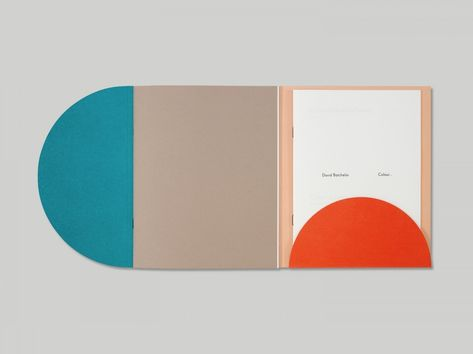 """womenofgraphicdesign: """"Kirsty Carter and Emma Thomas of A Practice for Everyday Life (London, UK) · Video Colour is, 2017 Keep reading """" Stationery Design, Brochure Design, Branding Design, Identity Branding, Visual Identity, Template Brochure, Dm Poster, Folders, Buch Design"""