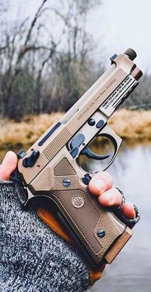 BERETTA USA - M9A3 4 9 IN 9MM FDE 17+1RD Handgun Firearm