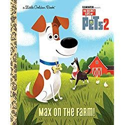 Secret Life Of Pets 2 On Digital Blu Ray Dvd Little Golden Books Secret Life Secret Life Of Pets
